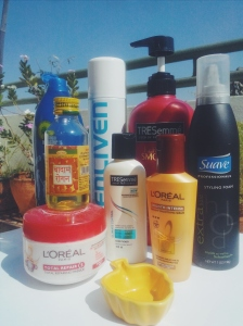 All products that I use