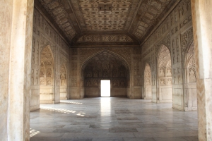 Khaas Palace at Agra Fort